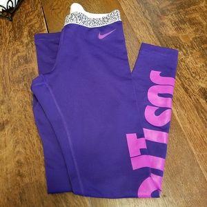 Nike Pro Dri Fit Leggings Sz Small